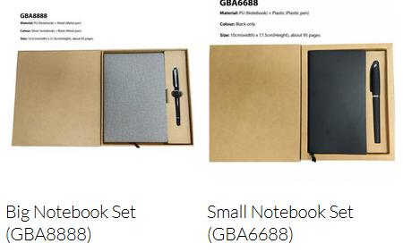 Notebook Supplier